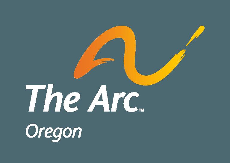 The Arc Oregon logo